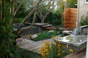 déco jardin avec spa