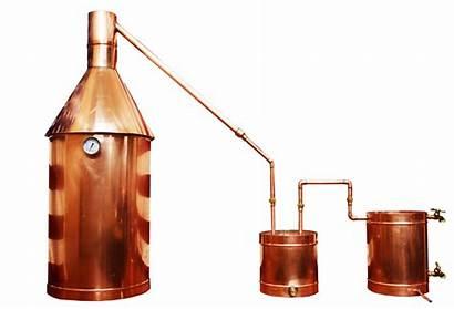 Copper Still Moonshine Gallon Complete American Works