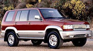 how things work cars 1995 isuzu trooper seat position control 1995 isuzu trooper specifications car specs auto123