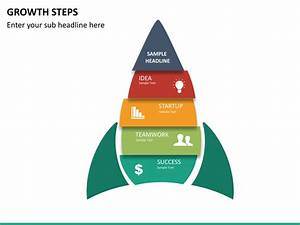 Growth Steps Powerpoint Template