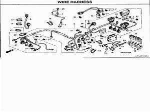 30 Honda Rancher 420 Parts Diagram