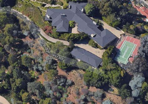 The Seller Of This $85m Mansion In Beverly Hills Is