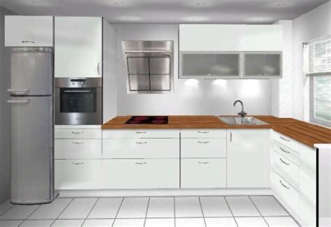 Kleine L Küchen by Kleiner K 252 Chenblock