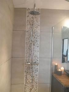 Douche À L Italienne Moderne : salle de bain douche l 39 italienne am esquisse photo n 27 ~ Voncanada.com Idées de Décoration