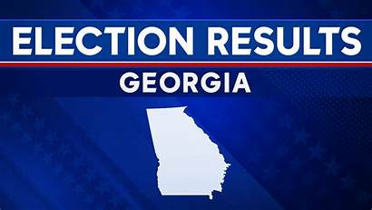Georgia Election Presidential Results State Voting Race