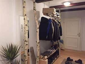 Garderobe Aus Birkenstämmen : inspiration von kunden unsere birkenst mmen ~ Yasmunasinghe.com Haus und Dekorationen