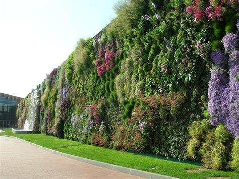 giardino verticale giardini verticali alcuni esempi italiani