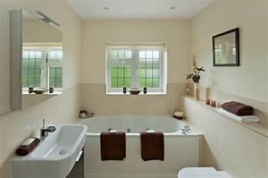 Salle De Bain Idée Déco : d co wc dans salle de bain ~ Dailycaller-alerts.com Idées de Décoration