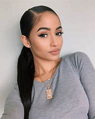 Best Black Ponytail Hairstyles - ideas and images on Bing | Find ...