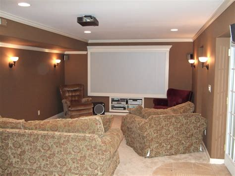 finished basement remodeling fairfax manassas pictures