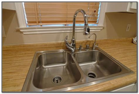 kitchen sink water faucet awesome interior water filter for kitchen sink ideas with