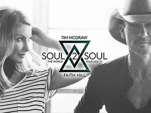 Tim McGraw and Faith Hill : Soul2Soul 2017 | ACountry