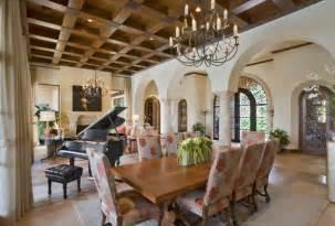 floor and decor oaks seven oaks showcase mediterranean dining room by jauregui architecture interiors