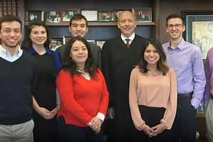 Judge Kennelly Hosts Northwestern Law Student Division ...