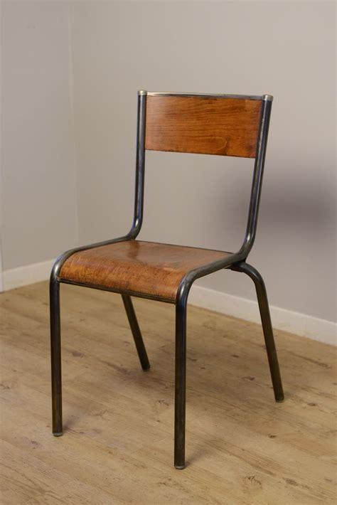 chaise écolier chaise d 39 écolier mullca 510 gaston cavaillon 1947 seats