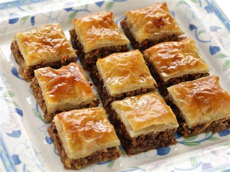 recette de cuisine de a à z baklavas de a à z recette de baklavas de a à z marmiton