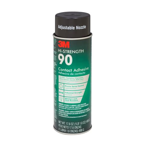 3M 17.6 oz. Hi-Strength 90 Spray Adhesive-90-24 - The Home