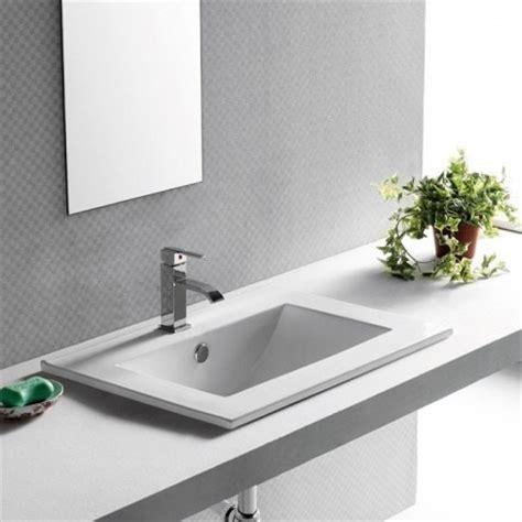 prix evier salle de bain vasque 224 encastrer 62x46 cm plage robinet c 233 ramique