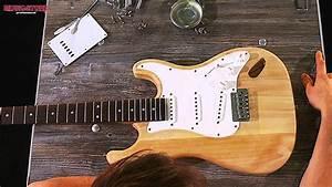 Gitarre Selber Bauen : e gitarre selber bauen anleitung teil 2 youtube ~ Watch28wear.com Haus und Dekorationen