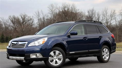 2010 Subaru Outback Adds Size, Power And