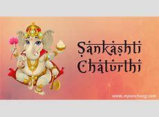 Sankashti chaturthi Vrat Dates of Year Moonrise Timings