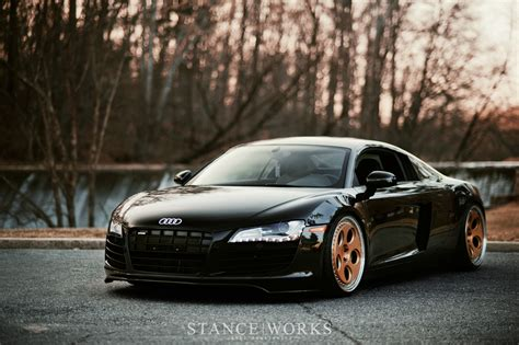 On To The Next One  Michael Morelli's Audi R8  Stance Works