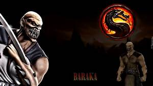 Pin Baraka Mortal Kombat Armageddon Wallpaper on Pinterest