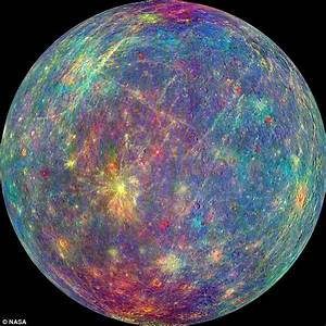 Nasa prepares to crash Messenger into Mercury's surface in ...