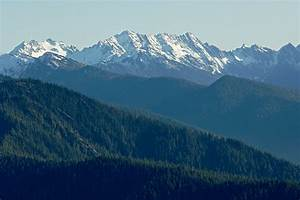 Gallery For Gt Olympic Mountain Range Peak Names