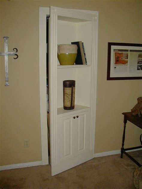 Hideaway Closet Doors handmade bookcase door by fiorenza custom