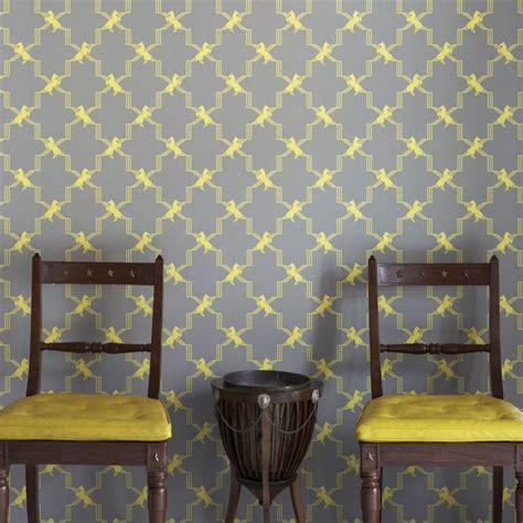 horse trellis grey wallpaper grey wallpaper wallpaper