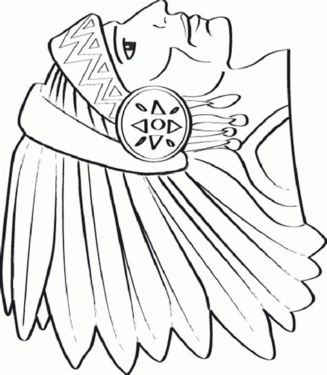 native american coloring pages coloring home