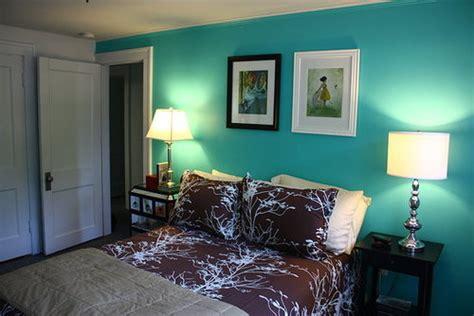 tiffany blue paint bedroom makeover popsugar home