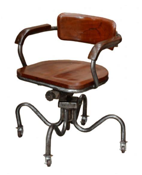 chaise de bureau industriel chaise de bureau industriel