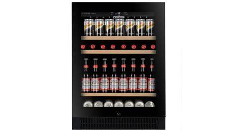 Buy Vintec V40BVCBK 100 Cans Single Zone Beer Fridge