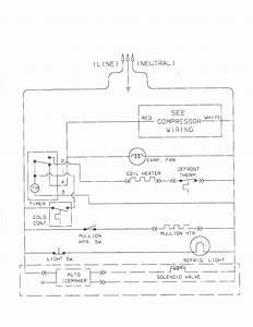 Wiring Diagram For Kenmore Refrigerator