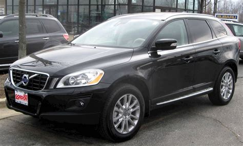 It is now in its second generation. 2010 Volvo XC60 3.2 - 4dr SUV auto