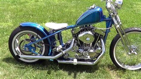1973 Harley Davidson Ironhead Sportster Bobber *for Sale