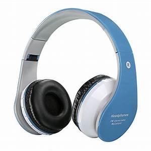 Bluetooth Kopfhörer On Ear Test : ftms bluetooth over ear stereo kopfh rer kabellos mit ~ Kayakingforconservation.com Haus und Dekorationen