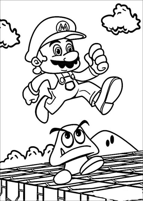 Kleurplaat Mario Op Yoshi by Kleurplaat Mario Op Yoshi Kleurplaten Mario En Yoshi