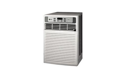 lg climatiseur de fenetre vertical de btu home depot canada
