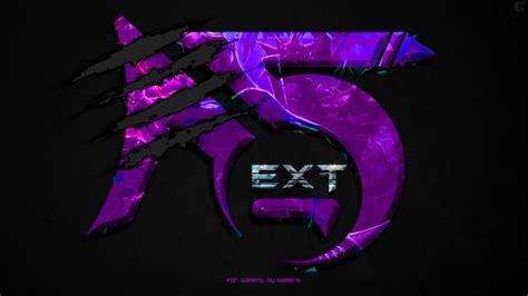 Next 5 Gaming Wallpaper Purple By Prinzezreal On Deviantart