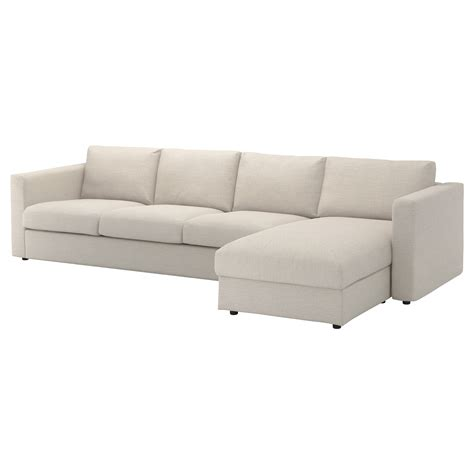 chaise grise ikea vimle cover for 4 seat sofa with chaise longue gunnared