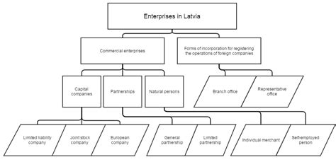 Types Of Companies In Latvia