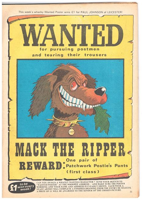 Peter Gray's Comics and Art: More Wanted posters sent by ...
