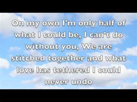 Dave Barnes Lyrics by God Gave Me You Dave Barnes Lyrics