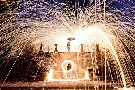 examples  steel wool photography  beautifully