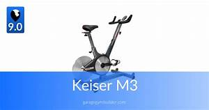 Keiser Indoor Cycles And Spinning Bikes Review January 2020