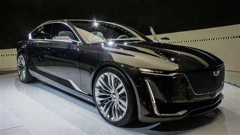 Cadillac Car : Cadillac Set To Put Super-sexy Escala Concept Into
