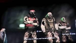 Batman Arkham City-A Joker thug recruiting Penguin thugs ...